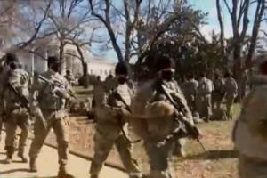 US National Guardsmen